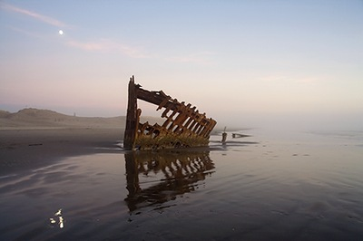Peter Iredale X