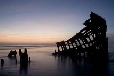 Peter Iredale XII