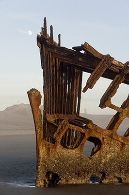 Peter Iredale IV