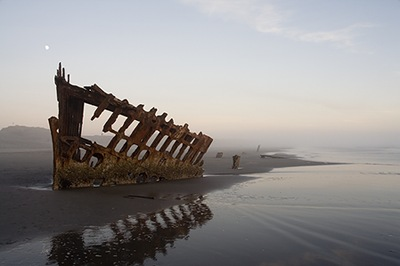 Peter Iredale V