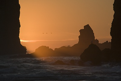 Cannon Beach Sunset III