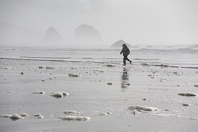 After the Storm - Cannon Beach