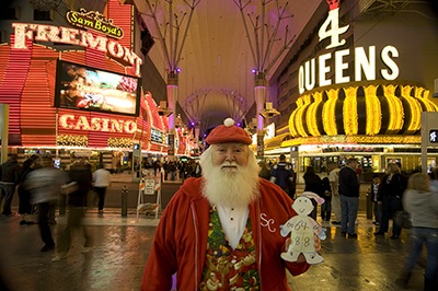Flat Stanley in Las Vegas, NV