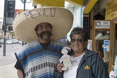Flat Stanley in Mexico