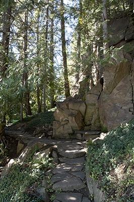 One of Many Stone Pathways