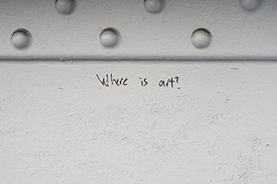 Where is Art?