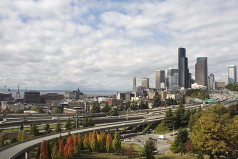 Another View of the City from Dr. Jose Rizal Bridge