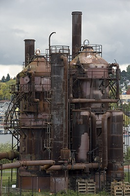 Seattle Gas Light Company Gasification Plant