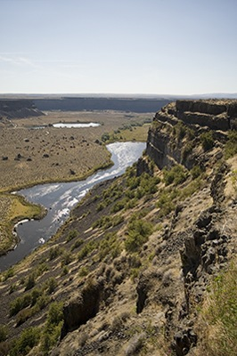 Dry Falls From Above III